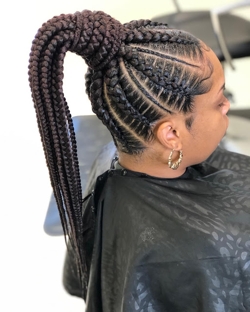 Braids Hairstyles 2020 New Hairstyles For Ladies
