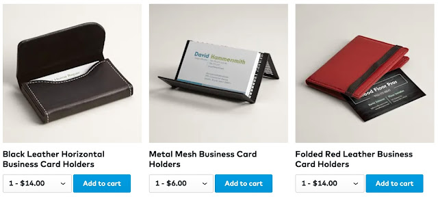 Frequently purchased with Business Cards