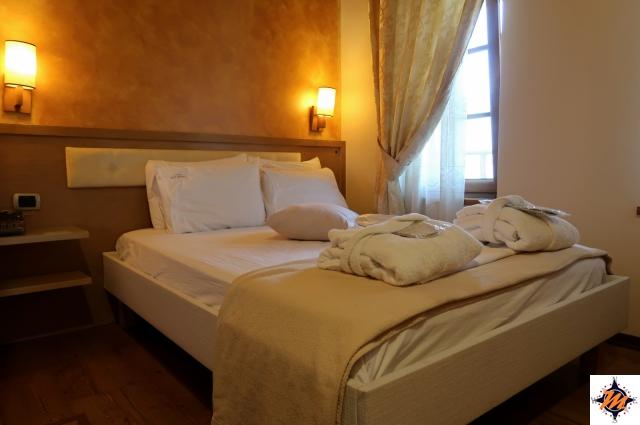 Argirocastro, Hotel Vila Sharm