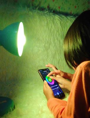 cara pemasangan bardi smart light