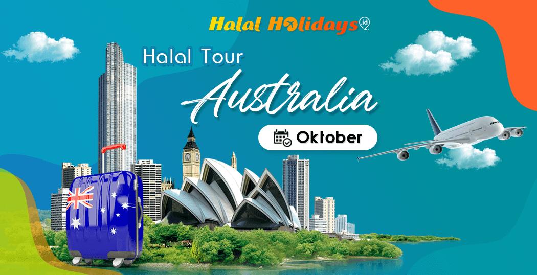 Paket Tour Australia Murah Bulan Oktober 2020