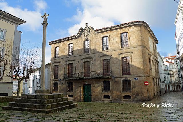 Palacio Cornide de A Coruña