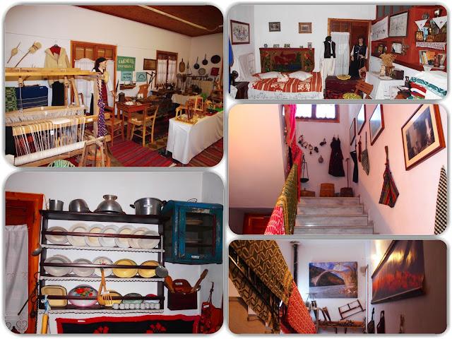 Άρτα: Το Λαογραφικό Μουσείο Τζουμέρκων,στα 'Αγναντα
