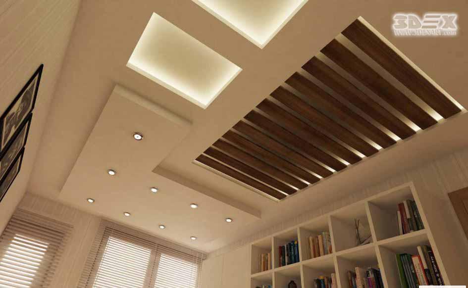 Pop False Ceiling New Design