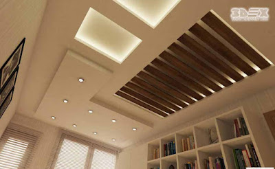 POP design for false ceiling for living room hall POP roof design 2018