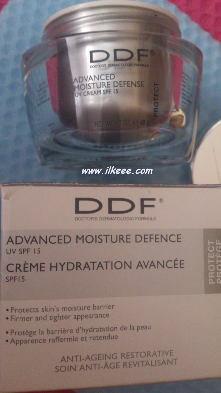 Kuru cilt ve nemlendirici - DDF nemlendirici kullananlar - DDF Advannced Mouisture Defense Uv Cream Spf 15 - DDF Advannced Mouisture Defense Uv Cream Spf 15 kullananlar -DDF nemlendirici ve onarıcı krem