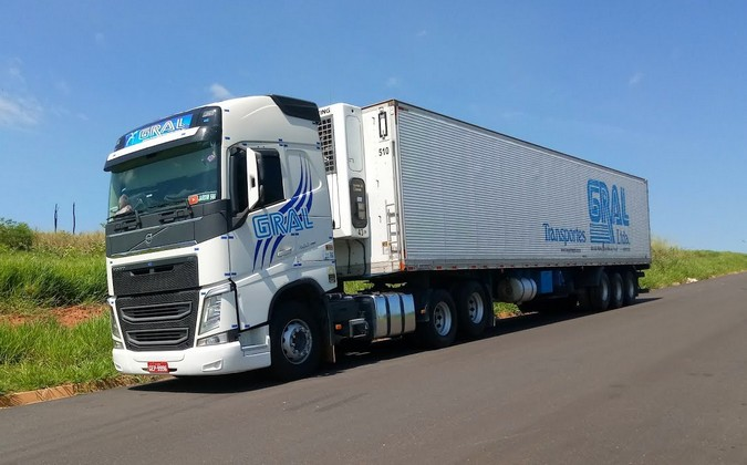 Transportes Gral abre contração de motoristas carreteiros