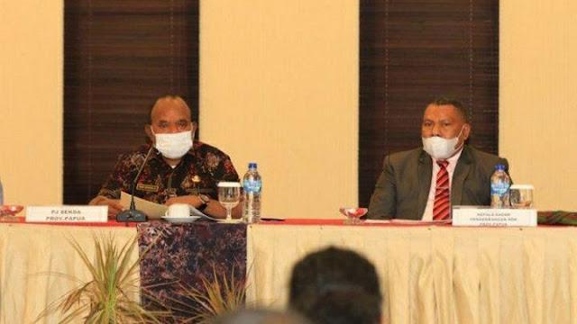 Doren Wakerkwa Sebut Capaian Program Beasiswa Afirmasi Otonomi Khusus Pemprov Papua