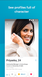 Hallo live video calling app