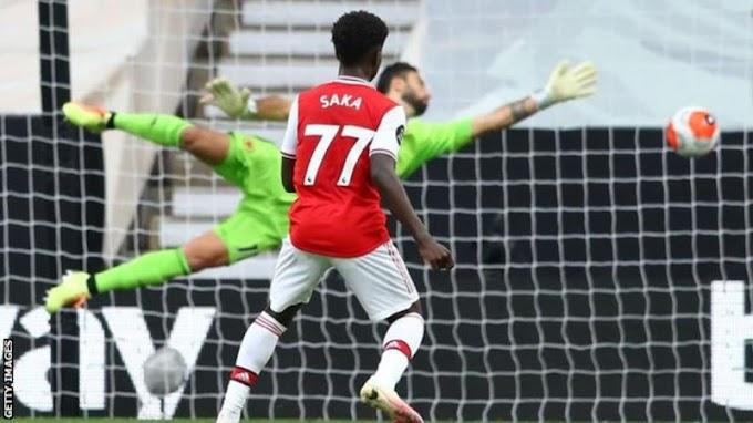 Wolverhampton 0 - 2 Arsenal full Match Video Highlight