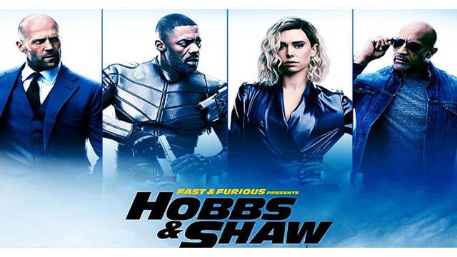 Fast & Furious Presents: Hobbs & Shaw (2019) English Movie