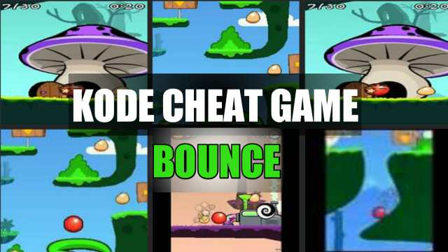 Kode Cheat Game Bounce