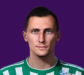 PES 2020 Faces Besart Berisha