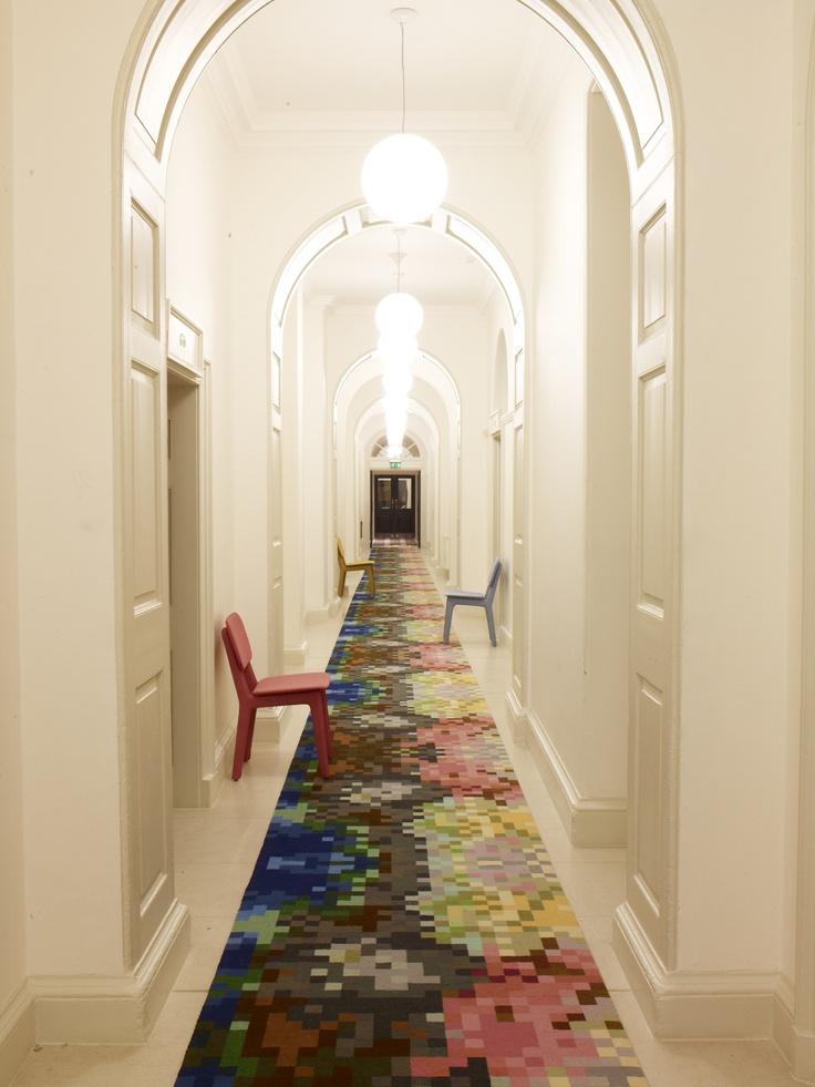 Alfombras para pasillos modernas cool winlife alfombras - Alfombras de pasillo modernas ...