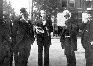 Última imagen de Cope en 1897