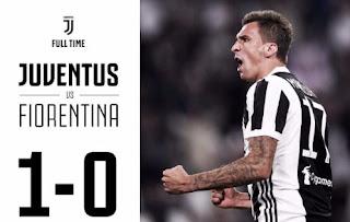 Juventus Menang Tipis 1-0 atas Fiorentina – Liga Italia