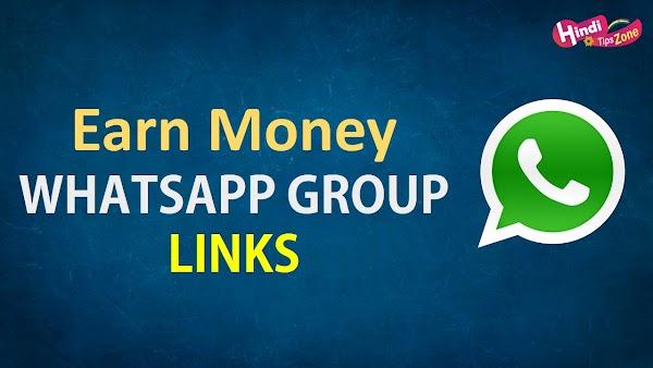 Online Earning/Make money WhatsApp Group Link 2019 {*NEW LATEST*}