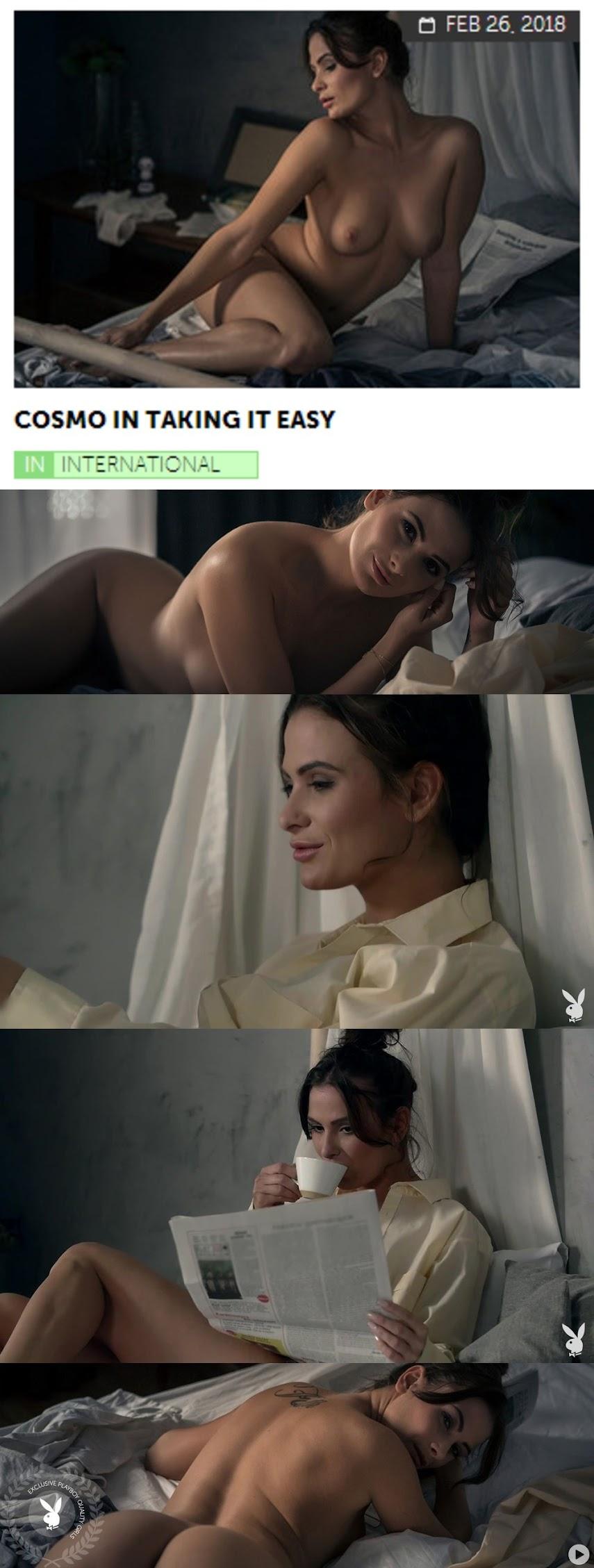 Playboy PlayboyPlus2018-02-26 Cosmo in Taking it Easy