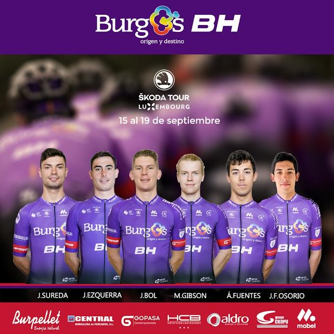 El Burgos - BH competirá en el Skoda - Tour de Luxemburgo