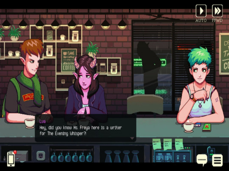 Download Coffee Talk Free Full Game For PC