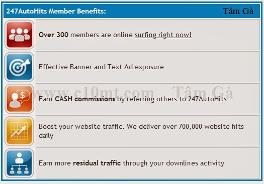 247autohits member benefits
