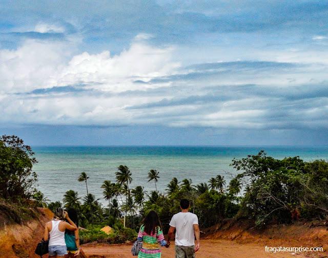 Acesso à Praia do Coqueirinho, Paraíba
