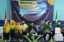 Peringatan Milad Ke-108, PDM Kota Magelang Sapa Warga Muhammadiyah Secara Virtua