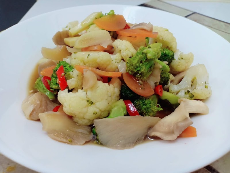 Resepi Sayur Campur Masak Sos Tiram
