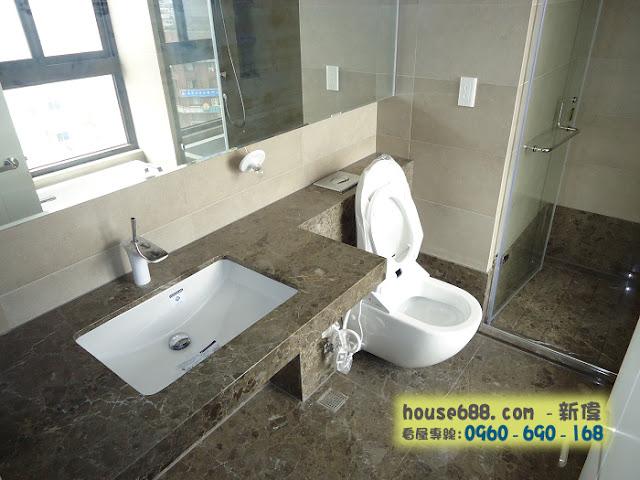 博星建設 - 博星人境 主臥衛浴