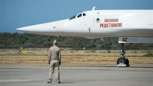 Russia sends two nuclear-capable bombers close to Alaska