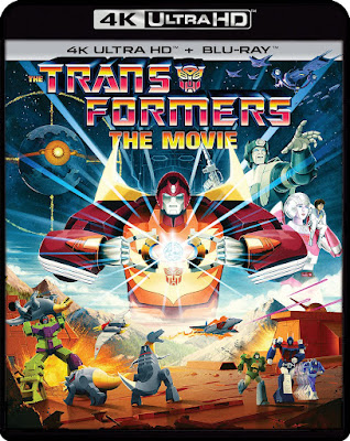 Transformers The Movie 1986 35th Anniversary Edition 4k Ultra Hd