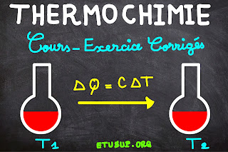 thermochimie s1