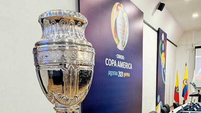 CONMEBOL ANUNCIA LA SUSPENSIÓN DE LA ORGANIZACIÓN DE LA COPA AMÉRICA EN ARGENTINA