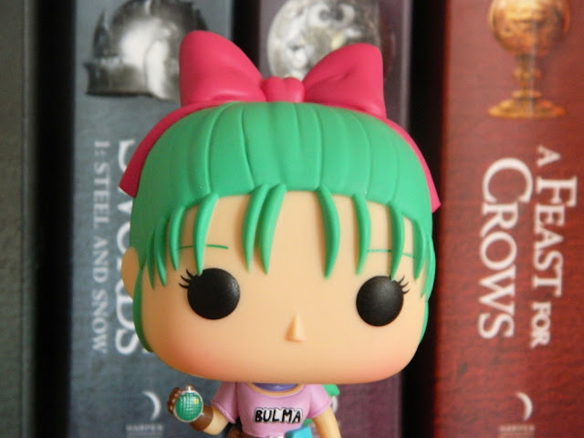 Dragon Ball Z Funko Pop Bulma