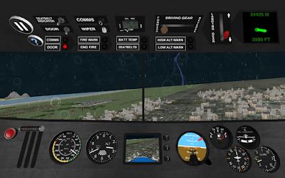 Game Simulasi Pesawat Terbaik Android Terbaik
