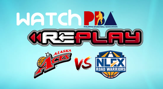 Video List: NLEX vs Alaska game replay March 5, 2018 PBA Philippine Cup