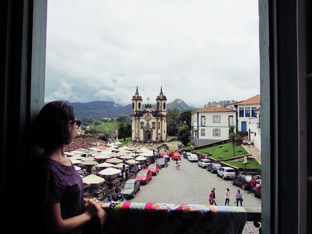 Igreja São Francisco de Assis, Ouro Preto - MG