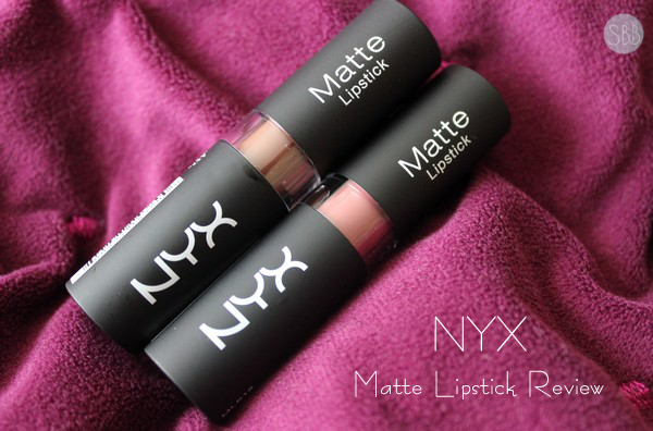 picture of nyx lipstick matte finish