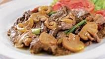 resep masakan daging sapi Tumis