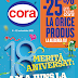 La propriul majorat, cora România îți oferă 25% reducere la orice produs in perioada 6-12 Octombrie