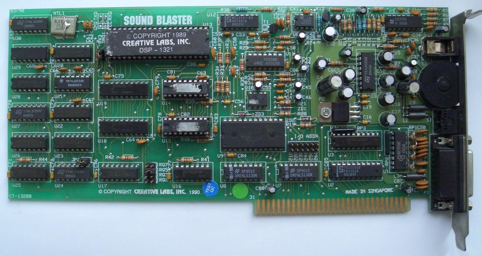Asonic Wave Blaster/OPL4 Vista
