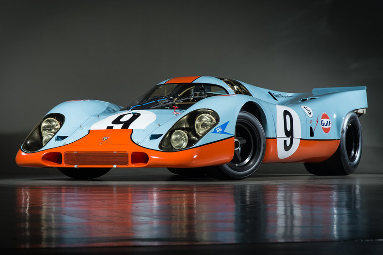 a pristine porsche 917k gulf is for sale and we. Black Bedroom Furniture Sets. Home Design Ideas