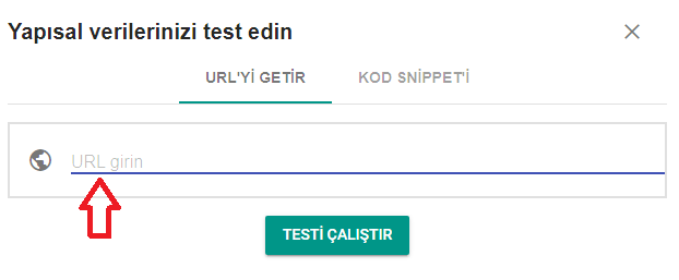 yapısal test