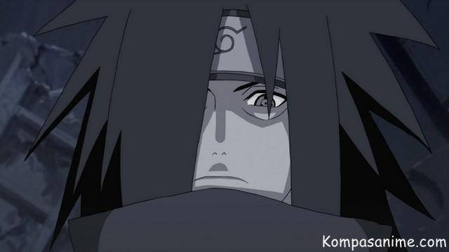 salah satu shinobi terkuat sepanjang sejarah di Naruto