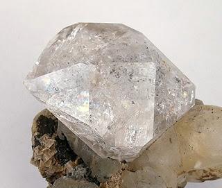 diamante Herkimer, da coleção de Rob Lavinsky, iRocks.com