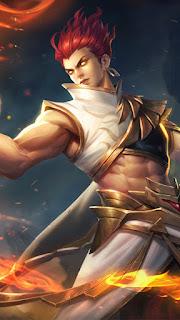Valir Pale Flame Heroes Mage of Skins V2