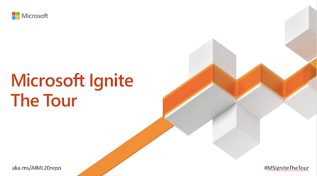 Offline Ignite Learning Paths - Developers Guide to Microsoft AI
