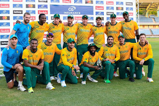 South Africa tour of West Indies 5-Match T20I Series 2021
