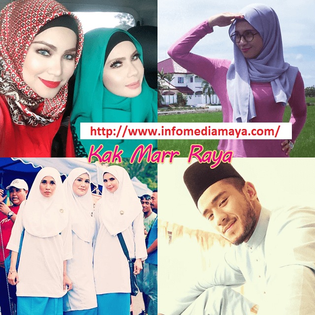 Sinopsis Telemovie Kak Marr Raya (TV3)