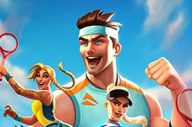 Download Game Android Tennis Clash 3D Sports